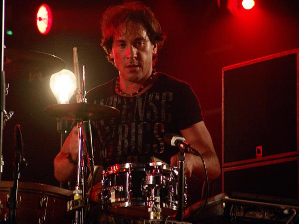 Paléo Festival 2009: Oxmo Puccino, dimanche 26 juillet 2009, Chapiteau.
