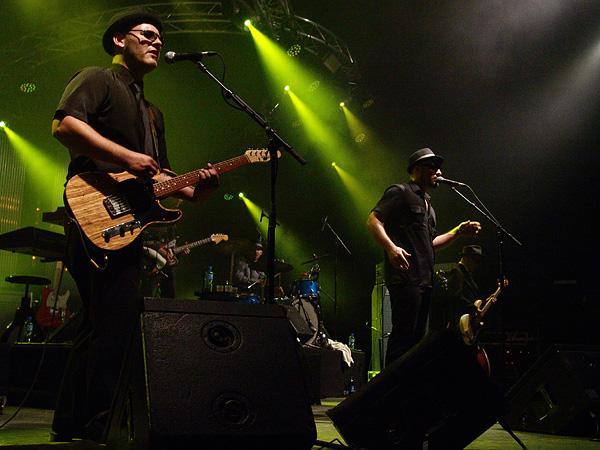 Paléo Festival 2009: Anis, dimanche 26 juillet 2009, Club Tent.