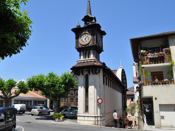 Evian-les-Bains, France, juin 2010.