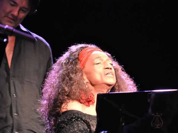 Montreux Jazz Festival 2010: Jessye Norman - My Life, My Songs, July 4, Auditorium Stravinski.