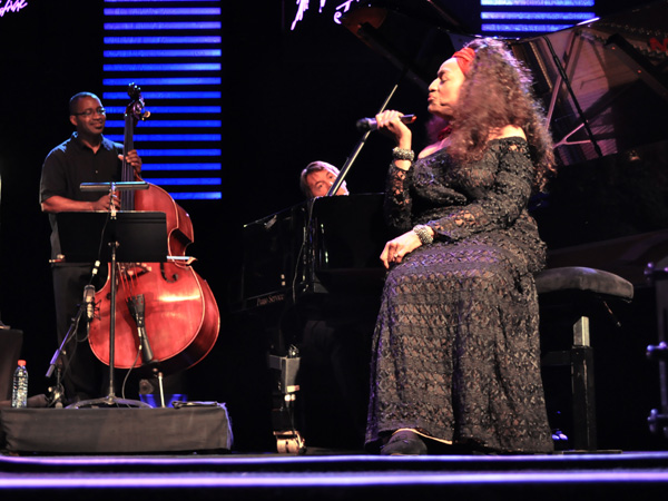 Montreux Jazz Festival 2010: Jessye Norman - My Life, My Songs, July 4, Auditorium Stravinski.