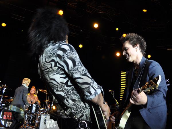 Montreux Jazz Festival 2010: Billy Idol, July 6, Auditorium Stravinski.
