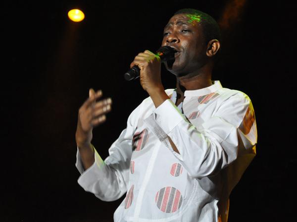 Montreux Jazz Festival 2010: Youssou N'Dour & Super Etoile de Dakar, July 9, Auditorium Stravinski.