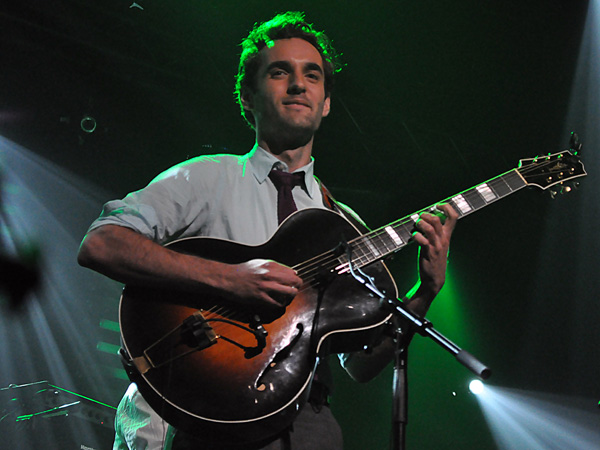 Montreux Jazz Festival 2010: Julian Lage Group, July 12, Miles Davis Hall.