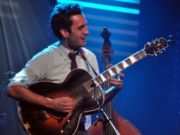 Montreux Jazz Festival 2010: Julian Lage Group, July 12, Miles Davis Hall.