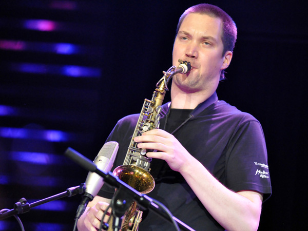 Montreux Jazz Festival 2010: Pepe Lienhard & the Swiss Army Big Band, July 12, Auditorium Stravinski.
