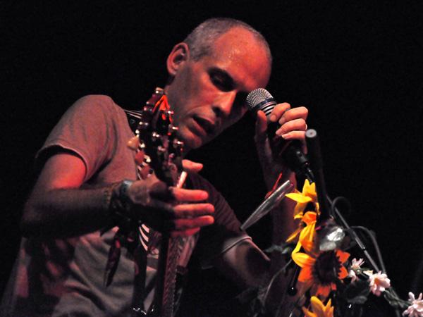 Montreux Jazz Festival 2010: Wallis Bird (singer-songwriter from Ireland), July 15, Music in the Park (Parc Vernex).