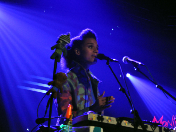 Montreux Jazz Festival 2010: Oy (alternative pop from Switzerland), July 17, Miles Davis Hall.