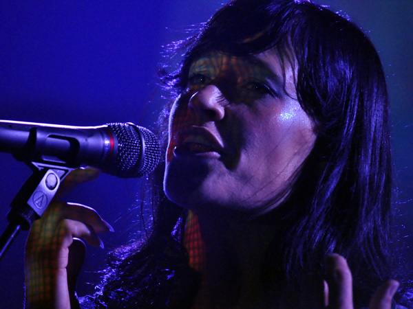 Montreux Jazz Festival 2010: Cocorosie (alternative pop from USA), July 17, Miles Davis Hall.