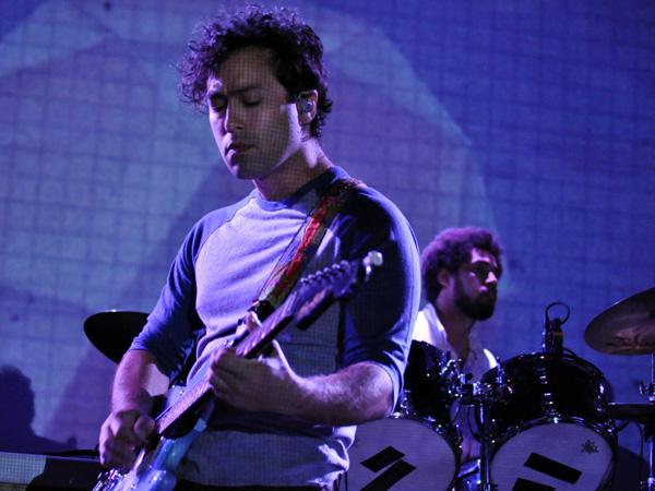 Montreux Jazz Festival 2010: Broken Bells (alternative rock from USA, featuring James Mercer and Danger Mouse), July 17, Miles Davis Hall.