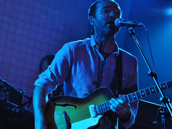 Montreux Jazz Festival 2010: Broken Bells (alternative rock from USA, featuring James Mercer and Danger Mouse), July 17, Miles Davis Hall.