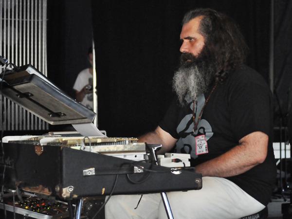 Paléo Festival 2010, Nyon: Ärtonwall feat. Malcolm Braff, July 20, Club Tent.