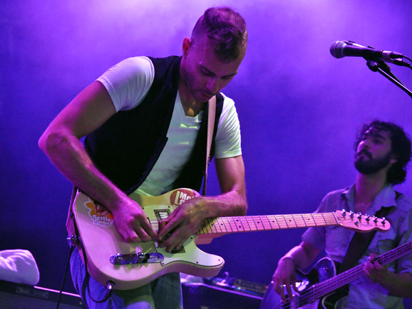 Paléo Festival 2010, Nyon: Asaf Avidan & the Mojos, July 21, Club Tent.