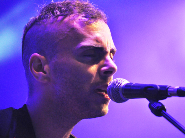 Paléo Festival 2010, Nyon: Asaf Avidan & the Mojos, July 21, Club Tent.