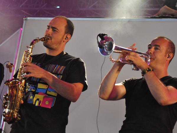 Paléo Festival 2010, Nyon: Hocus Pocus, July 23, Club Tent.