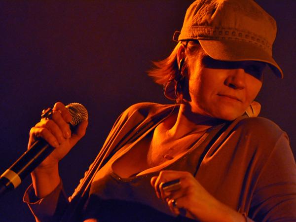 Paléo Festival 2010, Nyon: Sens Unik, July 23, Chapiteau.