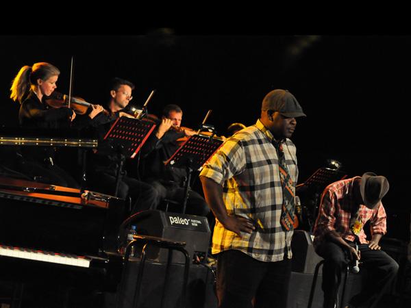Paléo Festival 2010, Nyon: MoZuluart, July 25, Le Dôme.