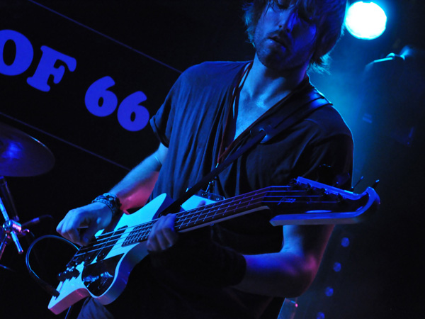 Moon Safari (Sweden), Prog'Résiste Convention, Spirit of 66, Verviers (Belgium), Saturday, October 9, 2010.