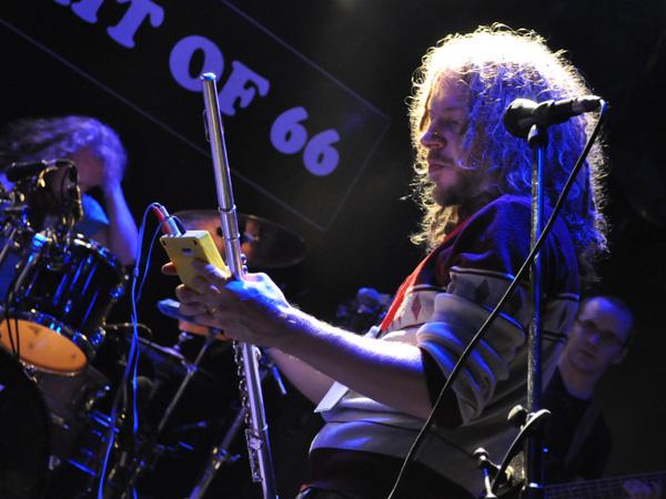 Overhead (Finland), Prog'Résiste Convention, Spirit of 66, Verviers (Belgium), Saturday, October 9, 2010.