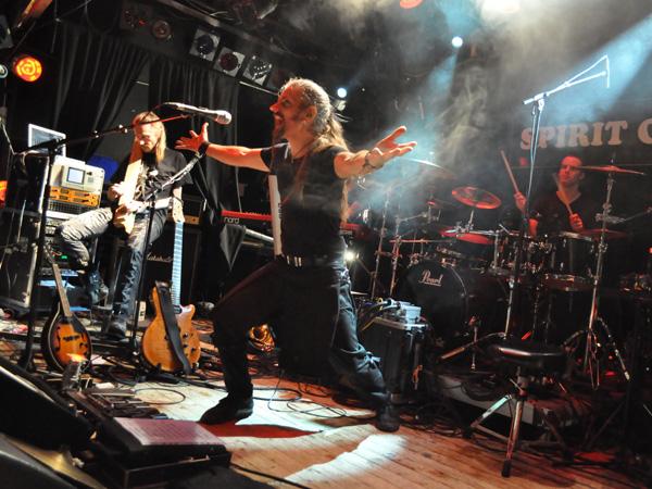 Lazuli (France), Prog'Résiste Convention, Spirit of 66, Verviers (Belgium), Sunday, October 10, 2010.