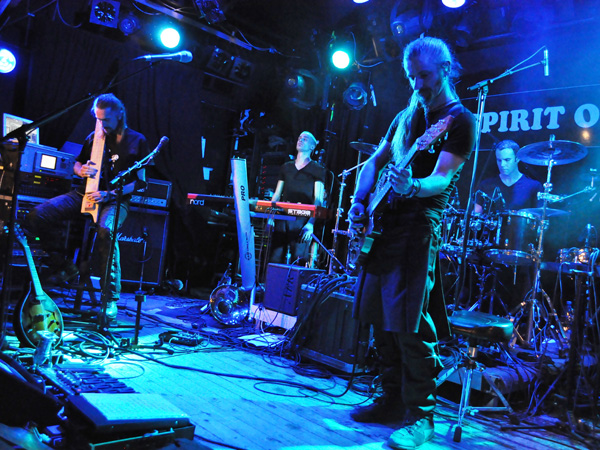 Lazuli (France), Prog'Résiste Convention, Spirit of 66, Verviers (Belgium), Sunday, October 10, 2010.