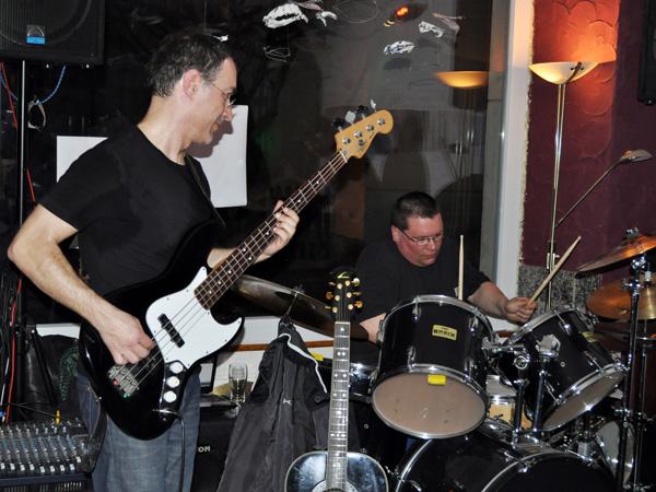 No More Name, Little Turtle Jazz Bar, Montreux, vendredi 11 mars 2011.
