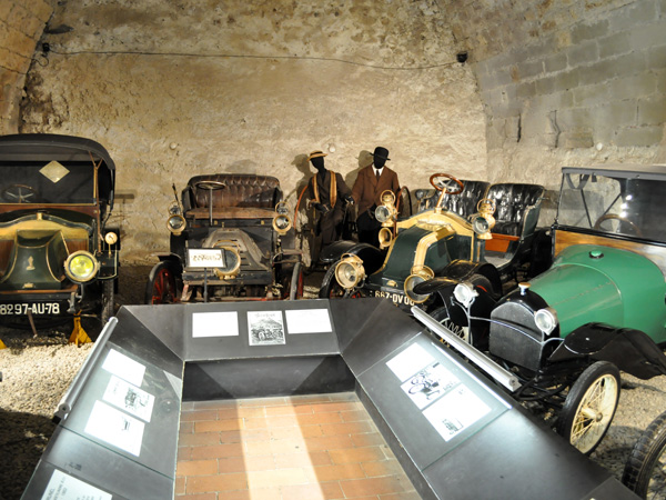 Visite du Château de Grandson et de son magnifique musée. Région des Trois-Lacs, 5 juin 2011.