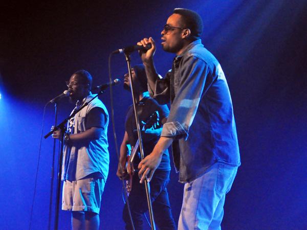 Montreux Jazz Festival 2011: Bilal, July 3, Miles Davis Hall.