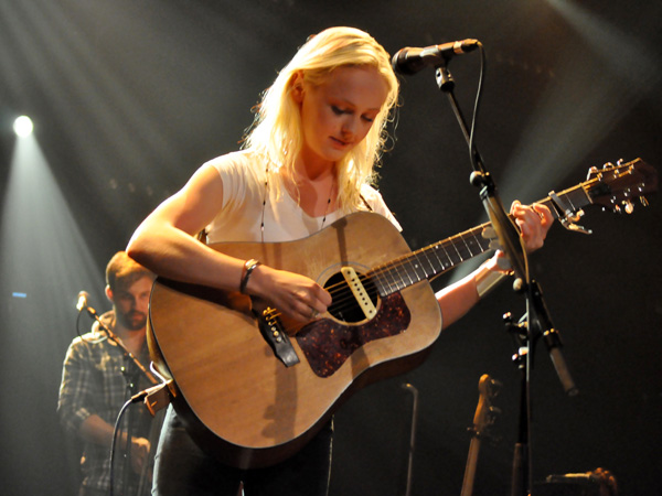 Montreux Jazz Festival 2011: Laura Marling, July 5, Miles Davis Hall.