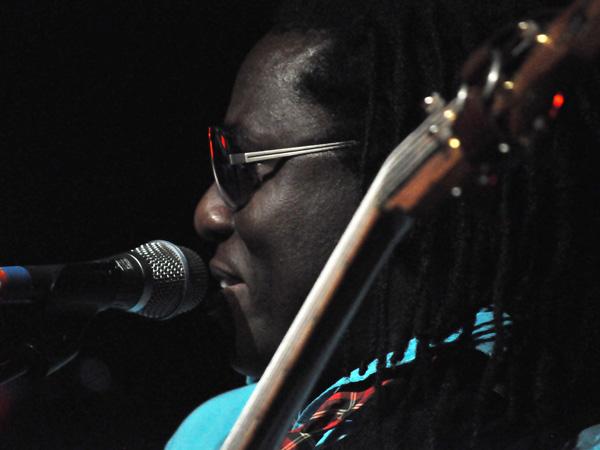Montreux Jazz Festival 2011: The Duwala Malambo Project feat. Raul Midón & Richard Bona, July 7, Miles Davis Hall.