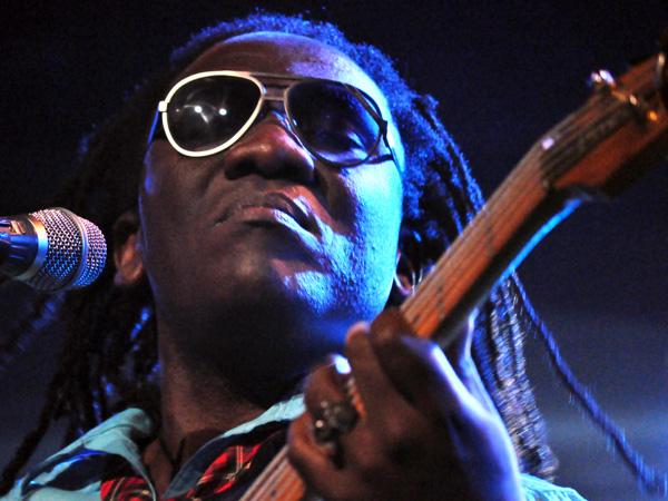 Montreux Jazz Festival 2011: The Duwala Malambo Project feat. Raul Midón & Richard Bona, July 7, Miles Davis Hall.