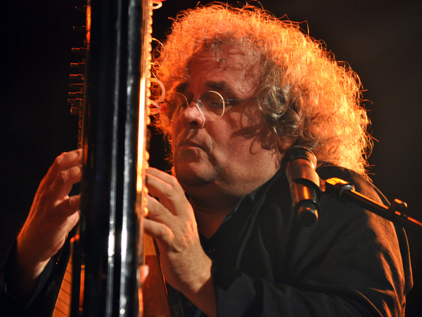 Montreux Jazz Festival 2011: Andreas Vollenweider & Friends, July 7, Miles Davis Hall.