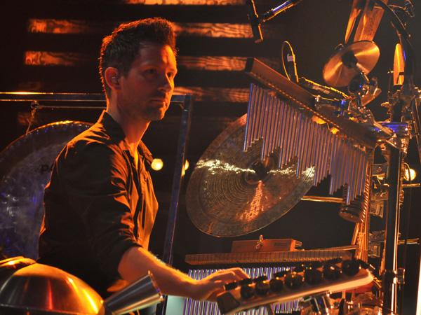 Montreux Jazz Festival 2011: Andreas Vollenweider & Friends, July 7, Miles Davis Hall.