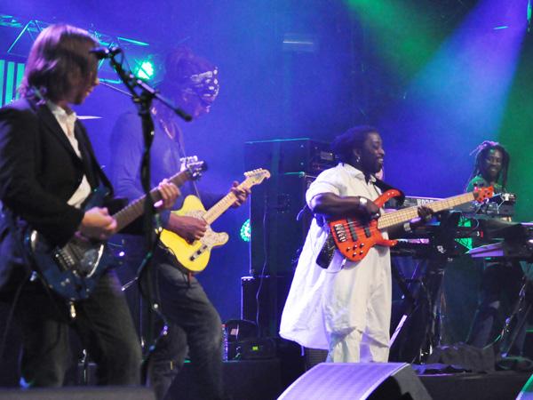 Montreux Jazz Festival 2011: Alpha Blondy & the Solar System, July 8, Auditorium Stravinski.