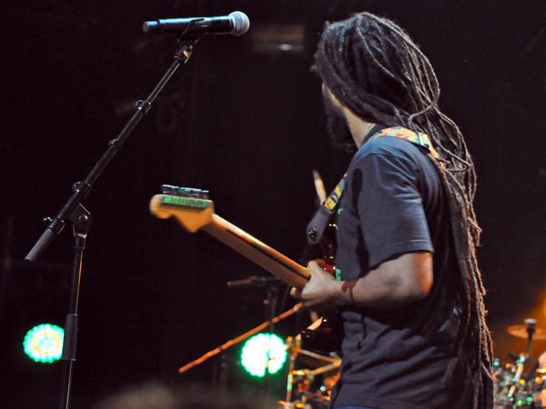 Montreux Jazz Festival 2011: Ziggy Marley, July 8, Auditorium Stravinski.