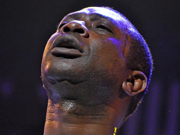Montreux Jazz Festival 2011: Youssou N'Dour et le Super Etoile de Dakar, July 8, Auditorium Stravinski.