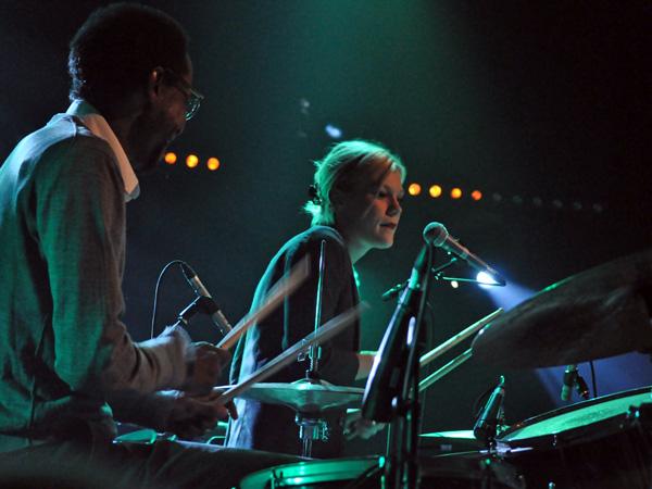 Montreux Jazz Festival 2011: Black Dub (Daniel Lanois, Brian Blade, Trixie Whitley & Jim Wilson), July 13, Miles Davis Hall.