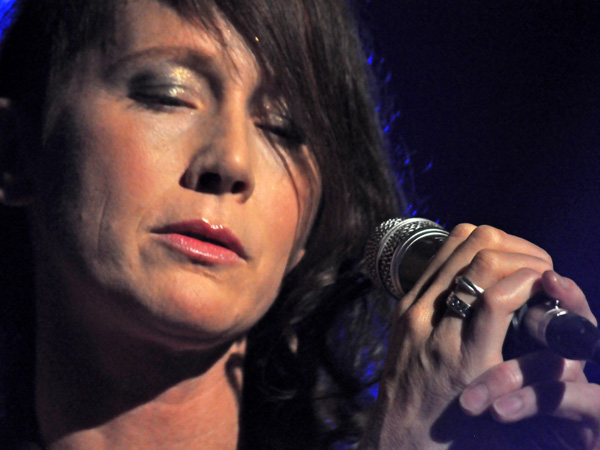 Montreux Jazz Festival 2011: Lamb, July 13, Miles Davis Hall.