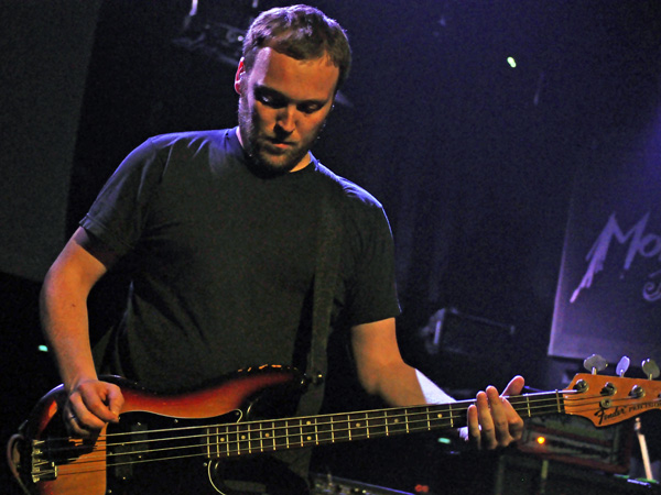 Montreux Jazz Festival 2011: Mogwai, July 13, Miles Davis Hall.