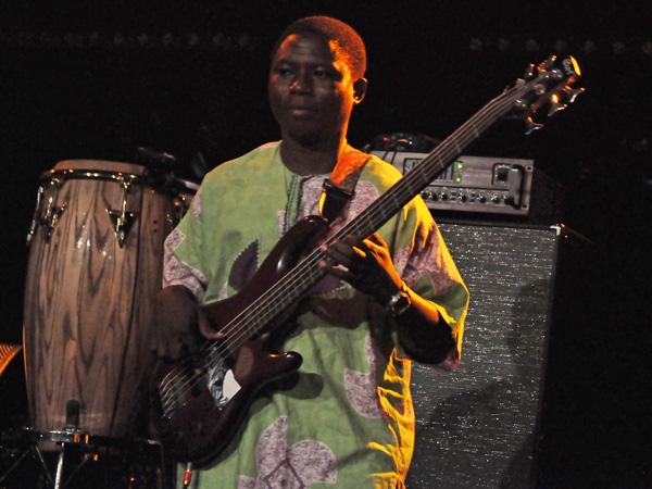 Montreux Jazz Festival 2011: Femi Kuti, July 14, Miles Davis Hall.