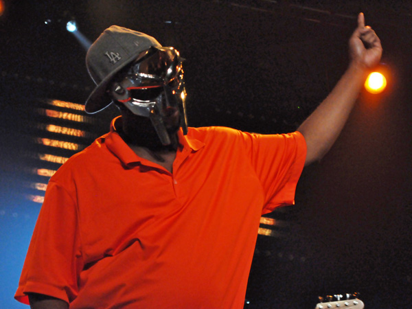 Montreux Jazz Festival 2011: Doom & Robert Glasper Experiment, July 14, Miles Davis Hall.