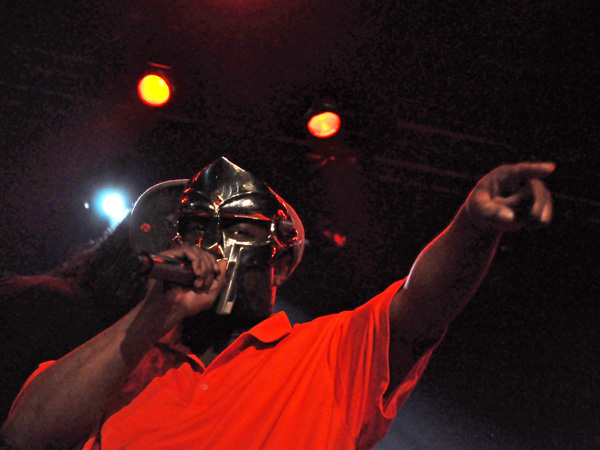 Montreux Jazz Festival 2011: Doom & Robert Glasper Experiment, July 14, Miles Davis Hall.