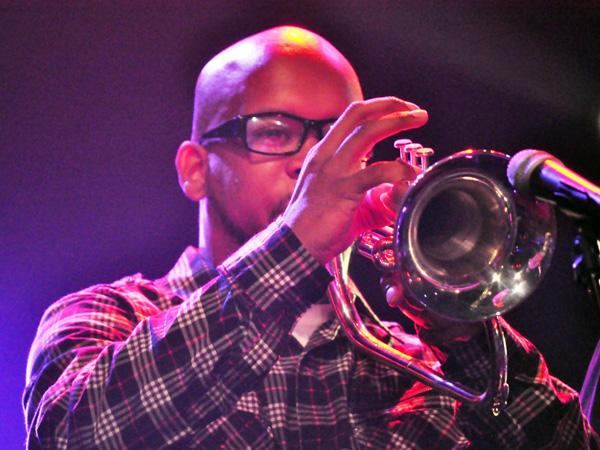 Montreux Jazz Festival 2011: Cody Chesnutt, July 16, Miles Davis Hall.