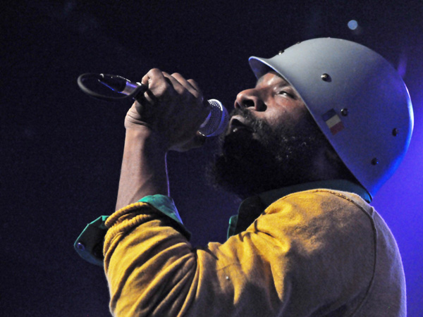 Montreux Jazz Festival 2011: Cody Chesnutt, July 16, Miles Davis Hall.