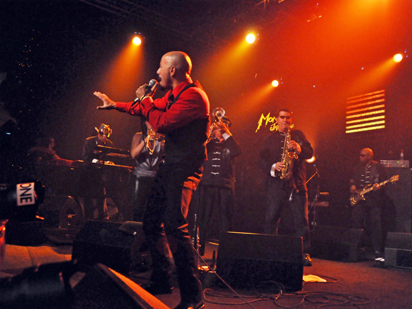 Montreux Jazz Festival 2011: Bootsy Collins, July 16, Miles Davis Hall.