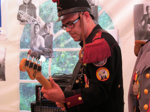 Paléo Festival 2011, Nyon: Ambiances musicales...