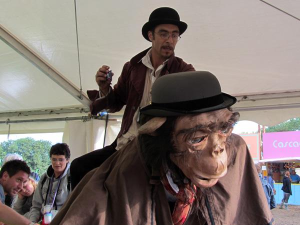 Paléo Festival 2011, Nyon: Ambiances magiques...