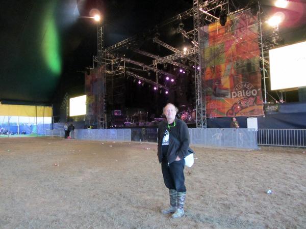 Paléo Festival 2011, Nyon: Ambiances étranges et insolites...