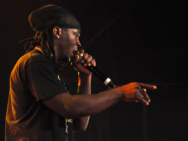 Paléo Festival 2011, Nyon: Admiral T, July 20, Dôme.
