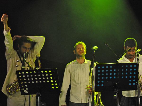 Paléo Festival 2011, Nyon: Raúl Paz, July 21, Dôme.